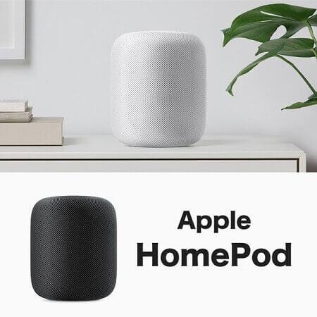 日本未発売のアップルホームポッド